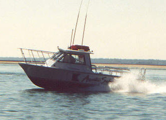 Aquatic Safaris II Custom harter SCUBA diving boat