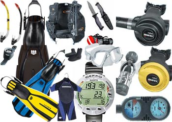Equipment maintenance repairs - Discount dive gear ...